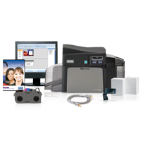 FARGO® DTC4250e Photo ID System